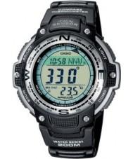 Casio SGW-100-1VEF Mens sportutrustning dubbla sensor låg temperatur resistenta klocka