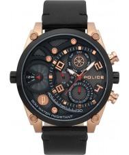 Police 15381JSRB-61 Mens vigor klocka