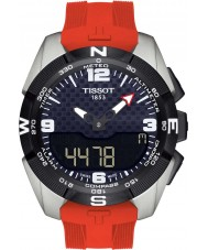 Tissot T0914204705700 Mens t-touch solklocka