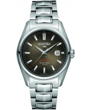 Roamer 210633-41-02-20 Mens Searock silver stål armband klocka