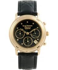 Krug-Baumen 150573DM Mens princip diamant chronographklockan