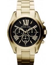Michael Kors MK5739 Damer Bradshaw guld tonen chronographklockan