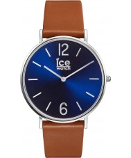 Ice-Watch 001520 Stad-utan-sol exklusiv brunt läder Strap Watch