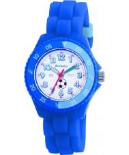 Tikkers TK0002 Barn blå gummi watch