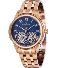 Thomas Earnshaw ES-8030-22 Mens observatorium ros guldpläterad armband klocka