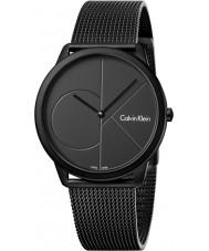 Calvin Klein K3M514B1 Mens minimal klocka