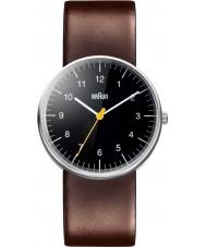 Braun BN0021BKBRG Mens klassisk klocka