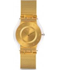 Swatch SFK355M Generositet guld stål armband klocka