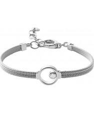 Skagen SKJ0834040 Damer elin silver stål armband