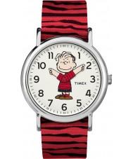 Timex TW2R41200 Peanuts weekender klocka