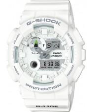 Casio GAX-100A-7AER Mens g-shock världstid vit kombi klocka