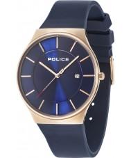 Police 15045JBCR-03P Mens ny horisontell klocka