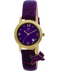 Radley RY2008 Damer charm lila läderrem watch
