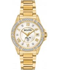 Bulova 98R235 Ladies Marine Star Watch