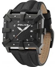 Police 93404AEU-02A Mens Detroit klocka