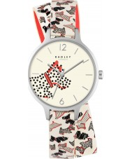 Radley RY2401 Ladies Fleet Street blond läderrem watch