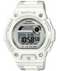 Casio BLX-100-7ER Baby-g tidvattnet graf vit klocka