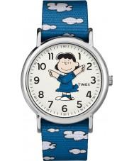 Timex TW2R41300 Peanuts weekender klocka