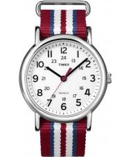 Timex T2N746 Tre ton weeke slinka igenom klocka
