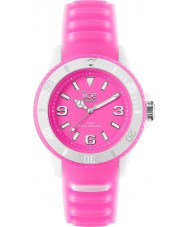 Ice-Watch GL.PK.U.S.14 Unisex is-glöd rosa klocka