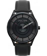 Police 15399JSB-02 Mens burbank klocka