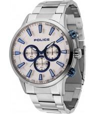 Police 15000JS-04M Mens momentum klocka