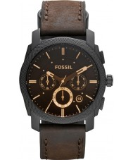 Fossil FS4656 Mens maskin kronograf brunt watch