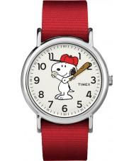 Timex TW2R41400 Peanuts weekender klocka