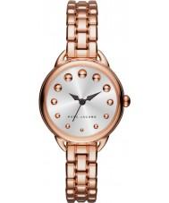 Marc Jacobs MJ3496 Damer betty steg guld stål armband klocka