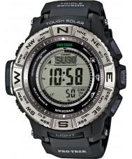Casio PRW-3500-1ER Mens pro vandringen trippel sensor cerro Lejia watch