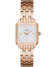 Kate Spade New York KSW1132 Ladies Washington Square ros guldpläterad armband klocka