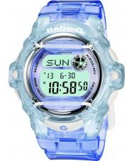 Casio BG-169R-6ER Baby-g Tele 25 blå digital klocka