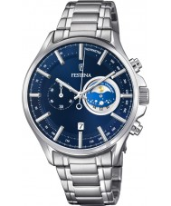 Festina F6852-2 Mens silver chronographklockan
