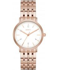 DKNY NY2504 Damer Minetta steg guld stål armband klocka
