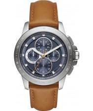 Michael Kors MK8518 Man Ryker brun chronographklockan