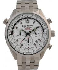 Krug-Baumen 100100DM Mens air explorer diamant begränsad upplaga klocka