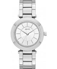 DKNY NY2285 Damer Hope silver stål armband klocka