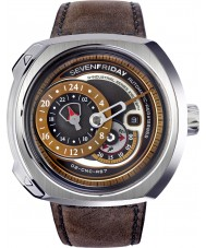 Sevenfriday Q2-01 Industriell revolutionsklocka