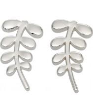 Orla Kiely E5159 Damer buddy silver stem örhängen