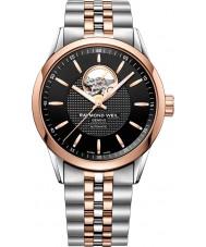 Raymond Weil 2710-SP5-20021 Mens frilansare två ton stål armband klocka