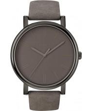Timex T2N795 Mens alla grå klassisk rund klocka