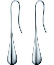 Calvin Klein KJ3QME000100 Damer ellips silver stål örhängen