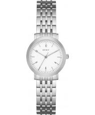 DKNY NY2509 Damer Minetta silver stål armband klocka