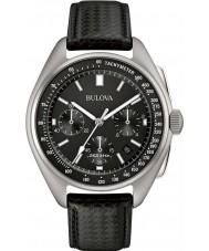 Bulova 96B251 Mens lunar piloten chronograph klocka