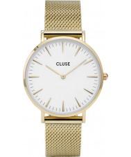 Cluse CL18109 Damer la boheme mesh watch