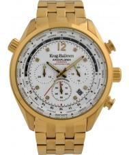 Krug-Baumen 100105DM Mens air explorer diamant begränsad upplaga klocka
