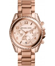 Michael Kors MK5263 Ladies blair ökade guld chronographklockan