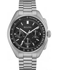 Bulova 96B258 Mens lunar piloten chronograph klocka