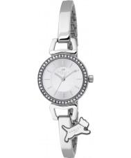 Radley RY4071 Damer sten set halv silver stål armband klocka