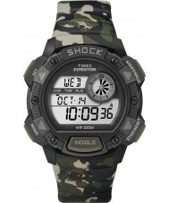 Timex T49976 Man Camo expedition bas chock chronographklockan
